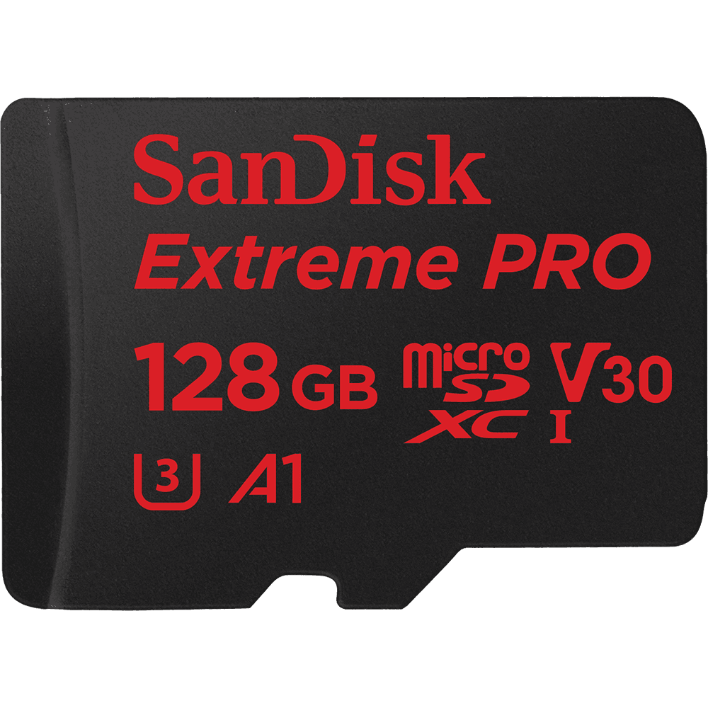 SanDisk Extreme PRO<sup>®</sup> UHS-I 記憶卡