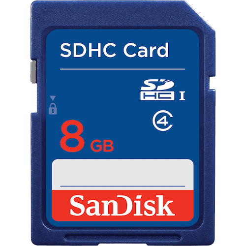 SanDisk<sup>®</sup> SDHC™/SDXC™ 記憶卡